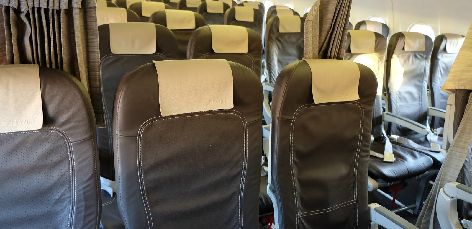 Swiss Airline Seats Business Class