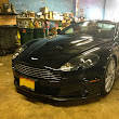 Aston Martin DBS for Radar Detector