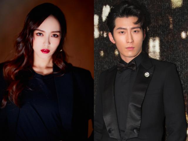 Yan Yun Tai Cast Tang Yan Shawn Dou