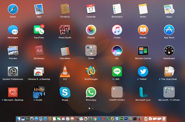 Image result for delete aplikasi di osx