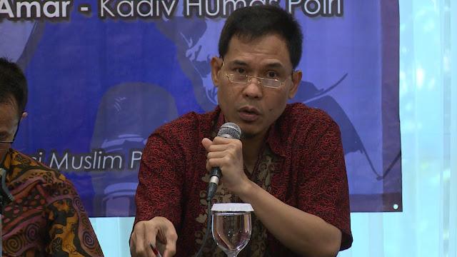 FPI Serukan Pemulangan Habib Rizieq Shihab