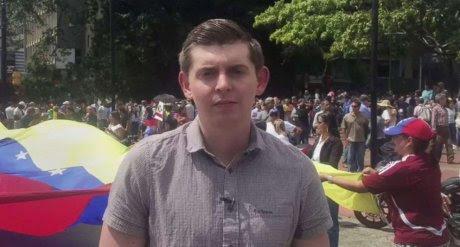 SIP condenó detención del reportero estadounidense Cody Weddle en Venezuela.