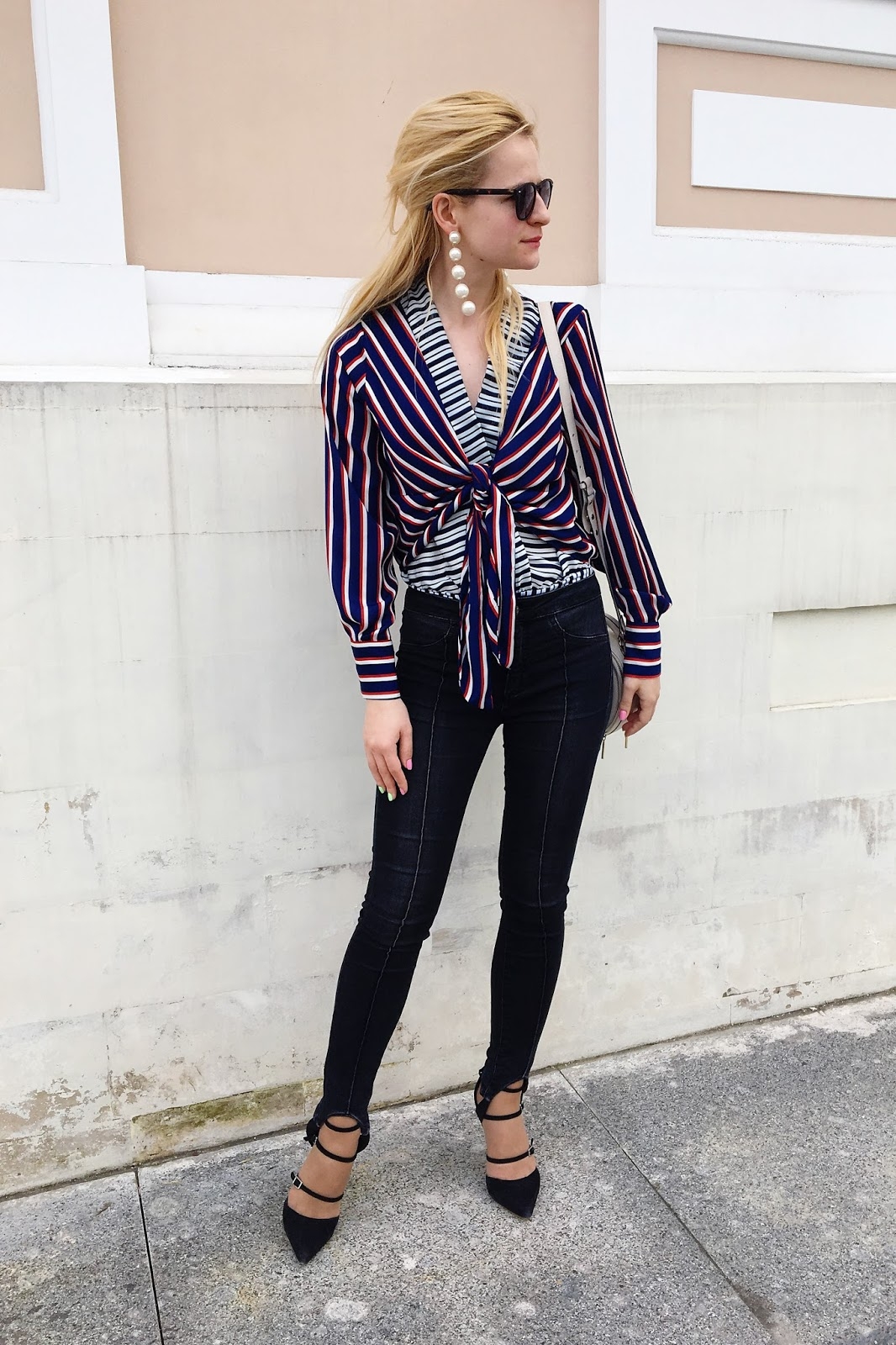 луки лето, модные блоггеры, модный аутфит, fashion trends, fashion trend stripe