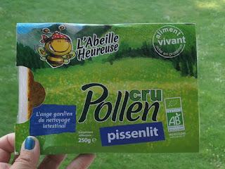 pollen cru