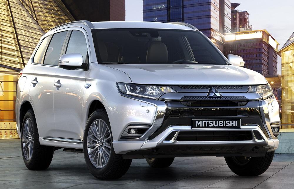 Mitsubishi Outlander PHEV hits 200,000 global sales milestone