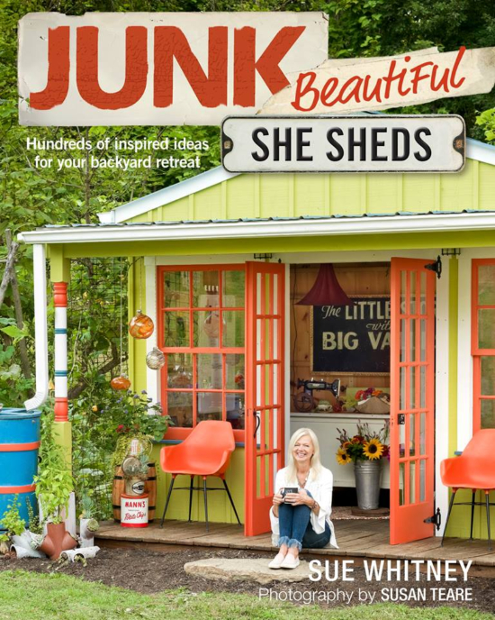Junk Beautiful: She Sheds