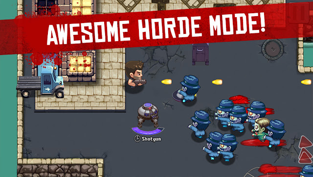 age of zombies hile apk indir
