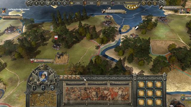 Reign Conflict of Nations Games Screenshots