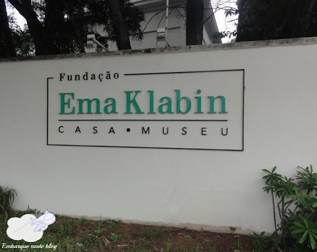 Fundação Ema Klabin Casa Museu, São Paulo, SP