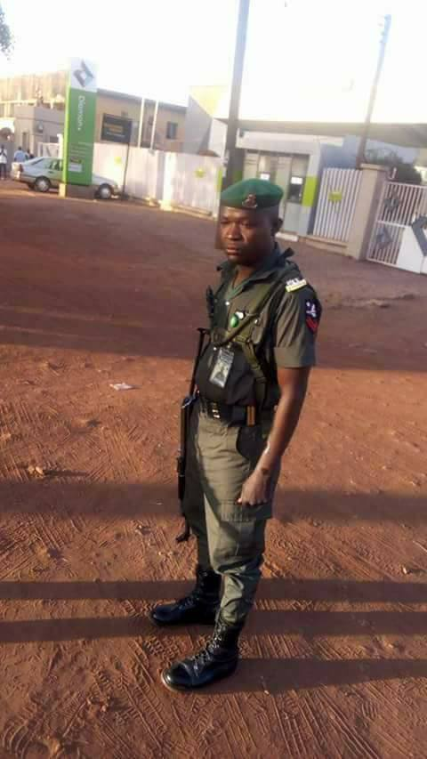 Policeman accused of kidnapping and raping a 14 year od girl for 6 days in Anambra