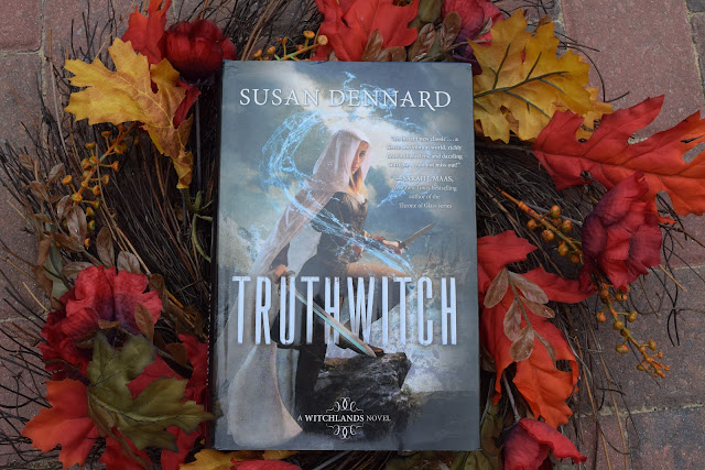 """Truthwitch"" Susan Denard"