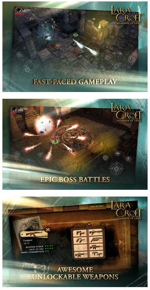 Lara Croft Guardian of LightApk+Data For Android