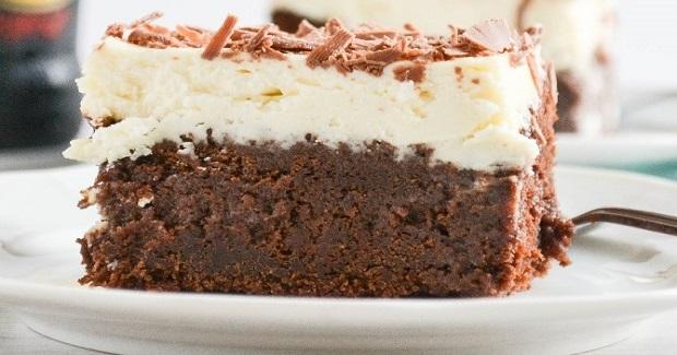 Devil's Food Poke Cake Recipe
