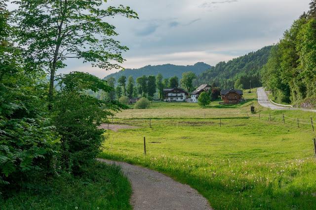Hintersee Rundweg und Eiskapelle Faistenau  Wandern in der FuschlseeRegion 10