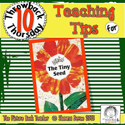 The Tiny Seed Teaching Tips - TBT