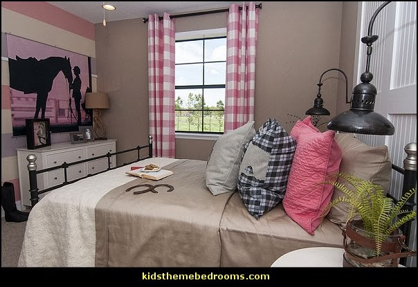 decorating theme bedrooms - maries manor: horse theme bedroom