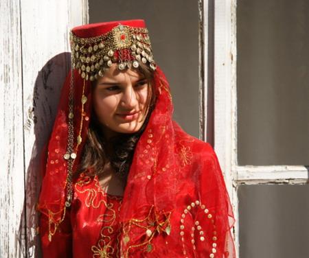 turkic women