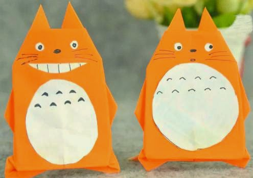 how to make origami animals ~ 3d origami for kids