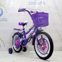 16 lazaro sepeda anak perempuan ctb