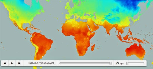 Maps Mania: The Weather's Getting Animated
