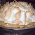 HOMEMADE LEMON MERINGUE PIE!