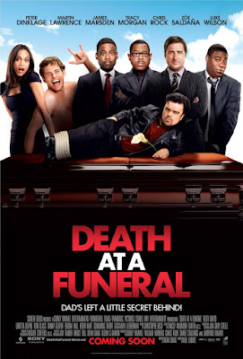 Death at a Funeral Poster