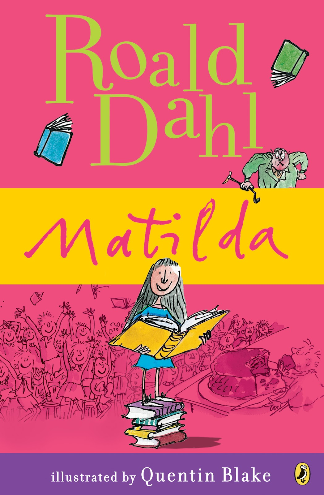 Nose In A Book Review Matilda