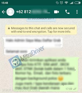 Cara Daftar Grab Car Online Tanpa Datang Ke Kantor, Bisa via Whatsapp