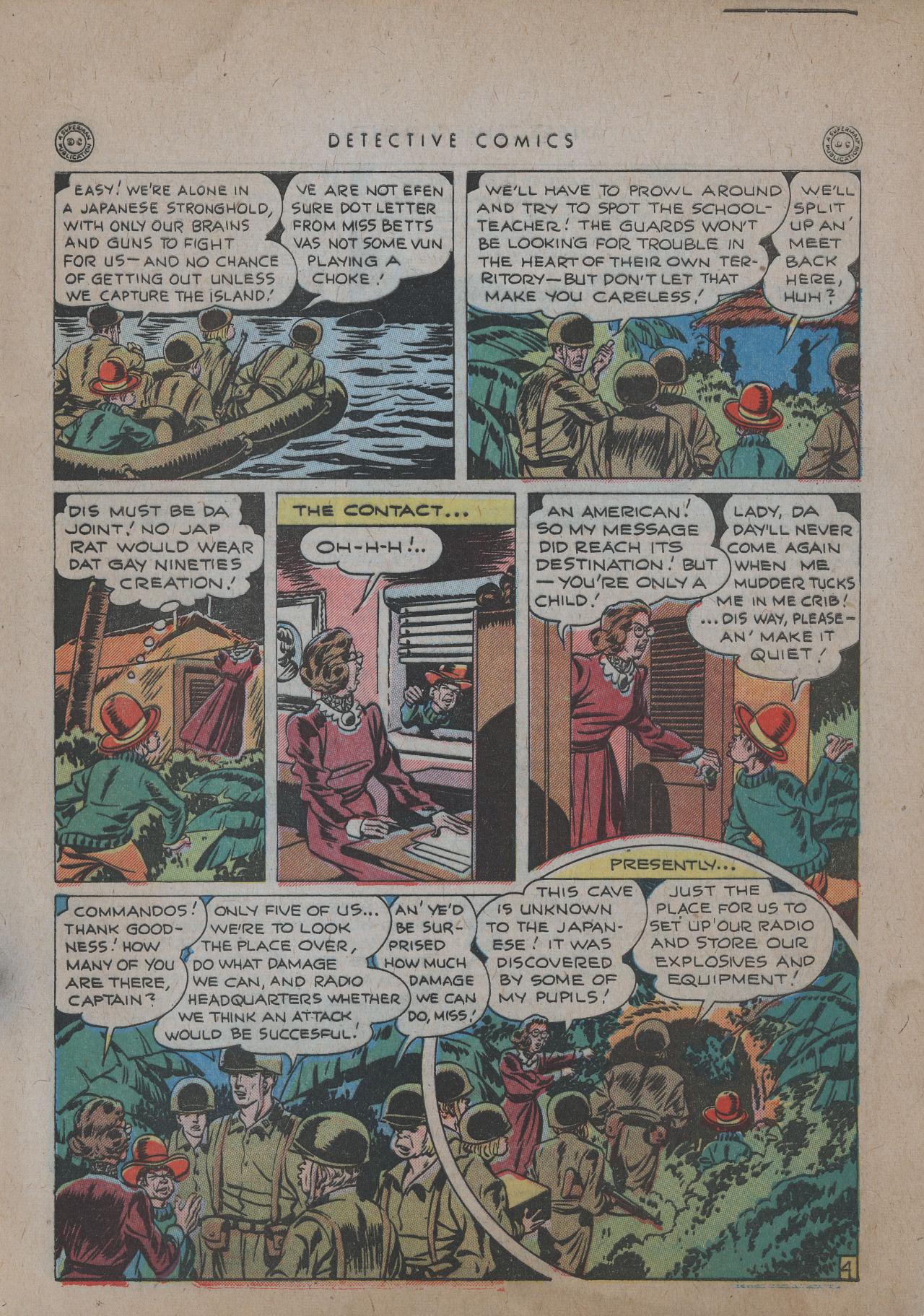 Read online Detective Comics (1937) comic -  Issue #101 - 43