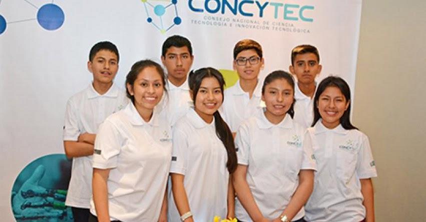 MINEDU: Escolares de Arequipa, Puno y Pasco presentes en feria internacional de ciencia en Estados Unidos - www.minedu.gob.pe