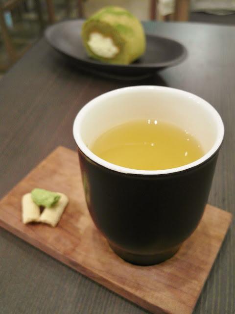 明洞:綠茶Cafe 오설록(Osulloc)
