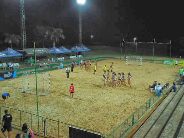 Estadio del Panamericano de Beach Handball | Mundo Handball
