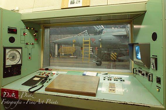 Die letzte revidierte Mirage. Die J-2331 im Bremshaus
