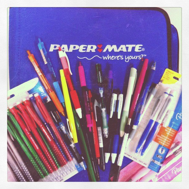 photograph relating to Paper Mate Coupons Printable referred to as Printable coupon codes for paper good friend pens - Corner bakery