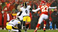FÚTBOL AMERICANO (NFL Playoffs 2017) - Ronda Divisional: Chris Boswell convierte 6 FG y lleva a los Steelers a la final de la AFC