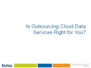 Is Outsourcing Cloud Data Services Right for You?
