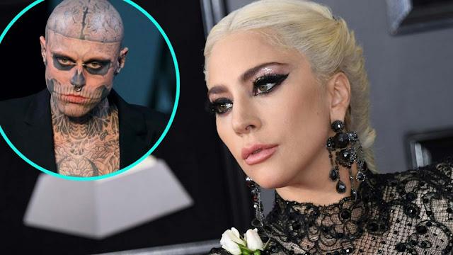 Model Pria di Video Klip 'Born This Way - Lady Gaga' Tewas Bunuh Diri