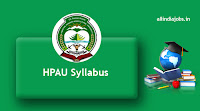 HPAU Junior Office Assistant Syllabus
