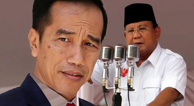 "Netizen Ini Bilang, ""Cari Kelebihan Capres Sono, Sama Susahnya Cari Kekurangan Pak Jokowi"", Admin Medsos Gerindra 'Nyinyir' Bilang Begini....."