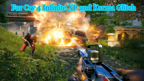 Far Cry 4 Infinite XP Karma Glitch PS4