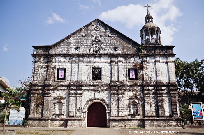 Masinloc Church Zambales