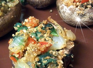 Ciuperci umplute cu legume reteta de regim ciroza de ficat