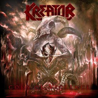 """Το τραγούδι των Kreator """"Earth Under The Sword"""" από το ομότιτλο single"""