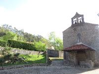 Andrin camino de Santiago Norte Sjeverni put sv. Jakov slike psihoputologija