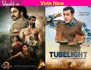 will Tubelight beat Bahubali 2 record?