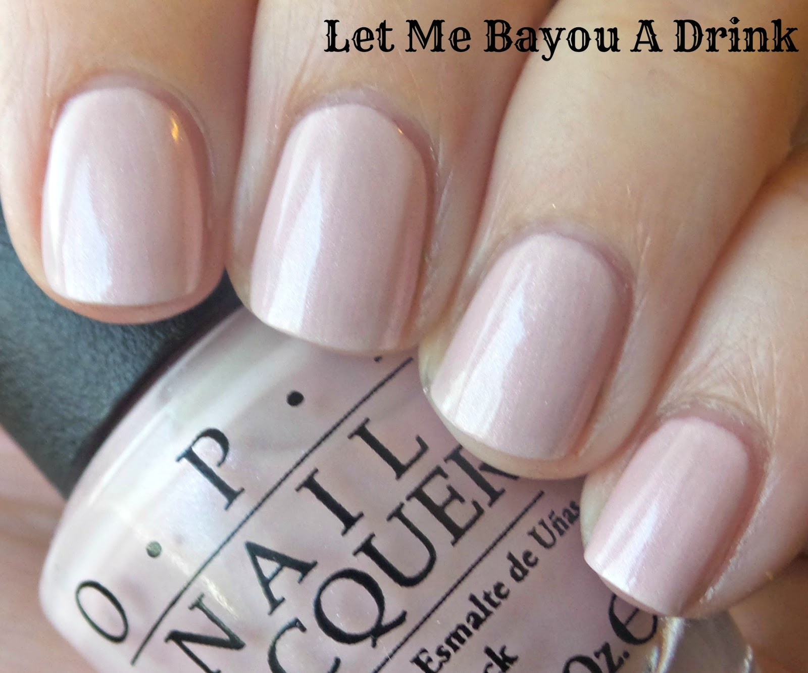 Obsessive Cosmetic Hoarders Unite!: NEW! OPI New Orleans Collection ...