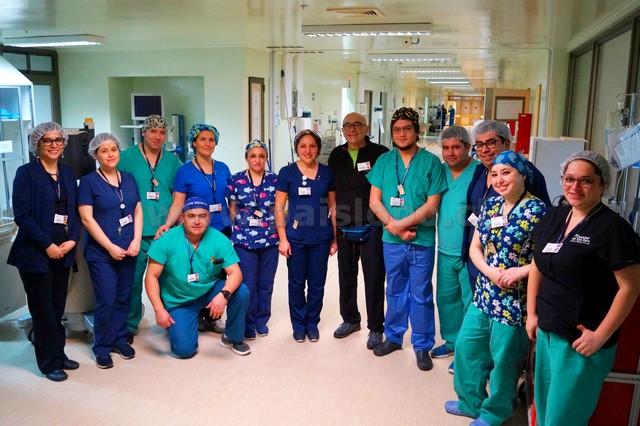 Especialistas Médicos