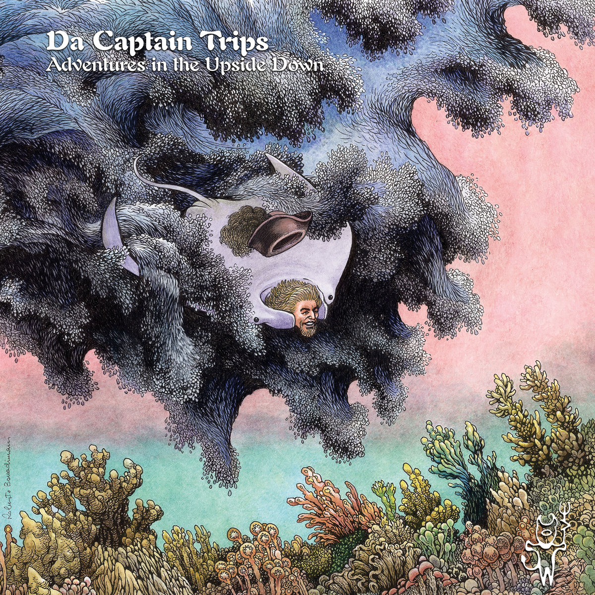 Strange Things Are Happening: DA CAPTAIN TRIPS