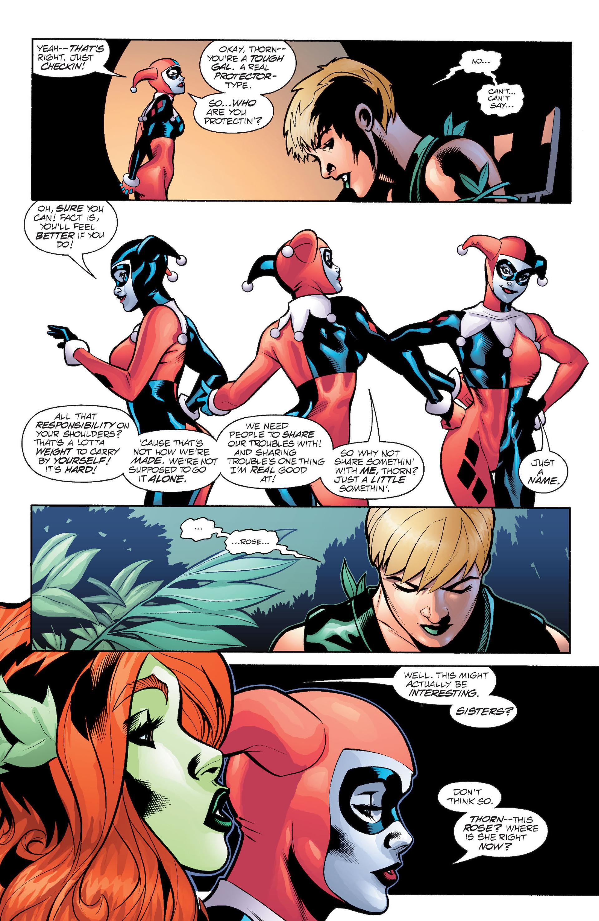 Harley Quinn (2000) Issue #17 #17 - English 16