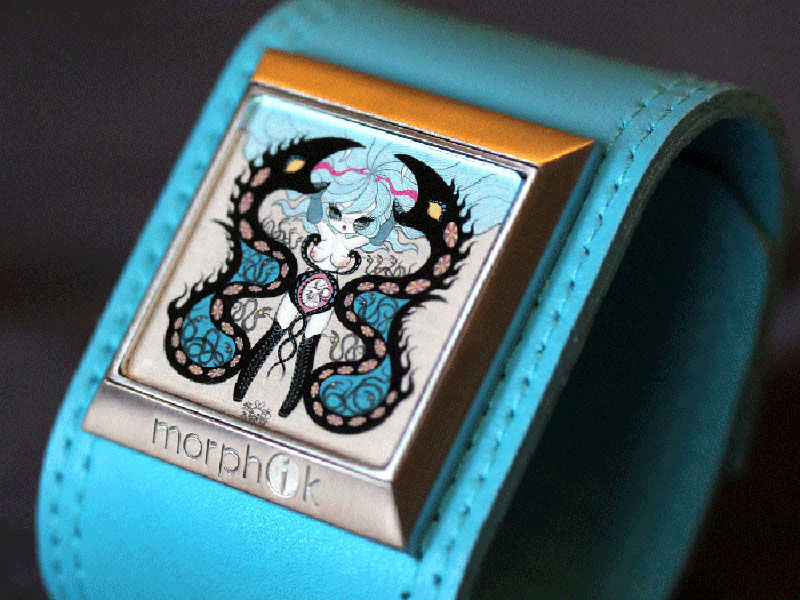 If It's Hip, It's Here (Archives): Morphik: Cool Cuffs ...